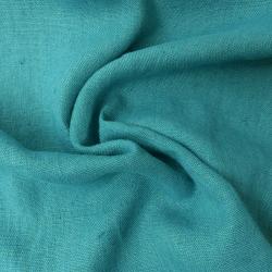 Tissu Verone Lin Lave Océan