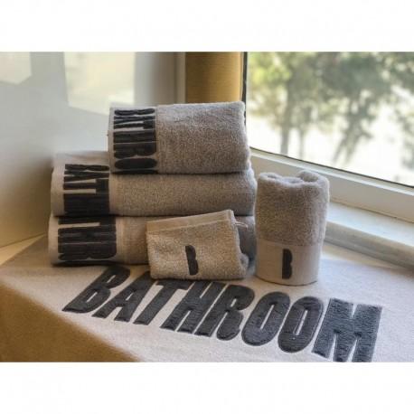Linge de toilette Bathroom Gris