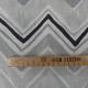 Tissu Cinnabar Graphite