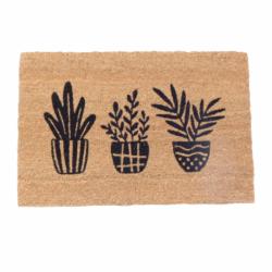 Paillasson Plantes
