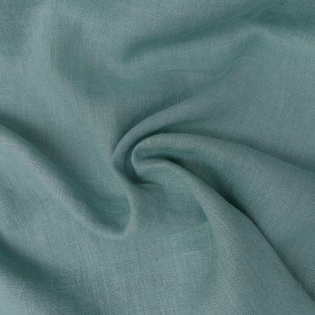 Tissu Verone Lin Lave Sauge