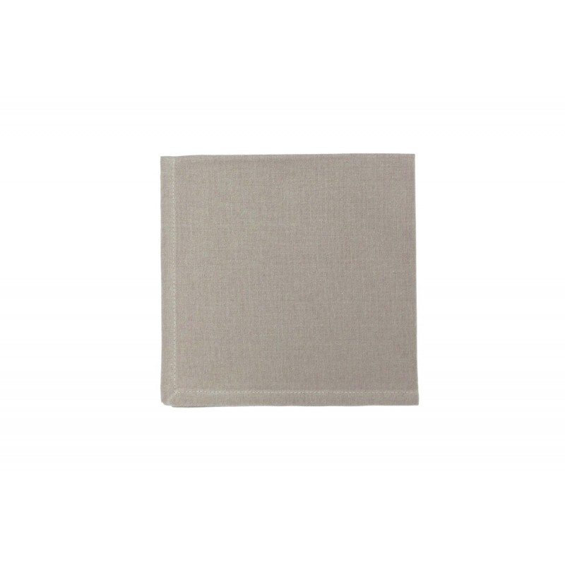 Serviette de Table Yuco Chambray Beige