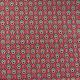 Tissu Peacock Imprimé Rose