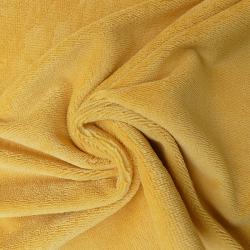 Tissu Eponge Bambou Miel