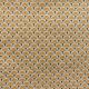 Tissu Eventails Dores Cretonne Safran