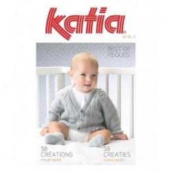 Catalogue Katia N°7 Automne/hiver 2018/19 Special Peques