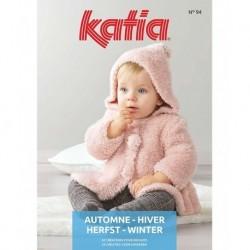 Catalogue Katia N°94 Automne/hiver 2020/21 Layette