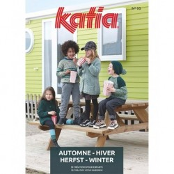 Catalogue Katia N°95 Automne/hiver 2020/21 Enfant