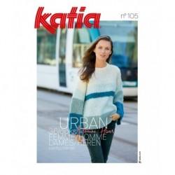 Catalogue Katia N°105 Automne/hiver 2020/21 Urban