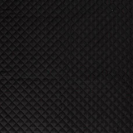 Tissu Blouson Noir