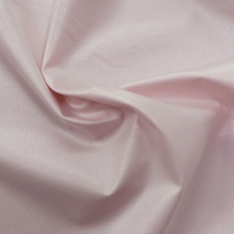 Tissu Pul Uni Rose