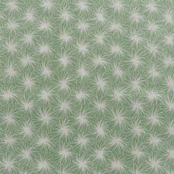 Tissu Futon Cretonne Vert