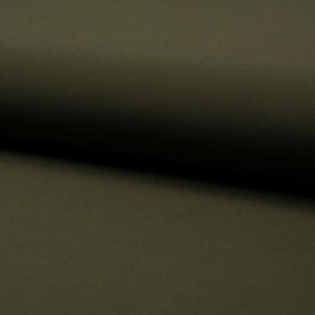 Tissu Polyester Lourd Spandex Kaki