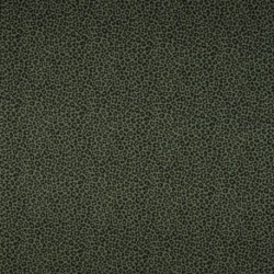 Tissu Coton Imprimé Leopard Kaki
