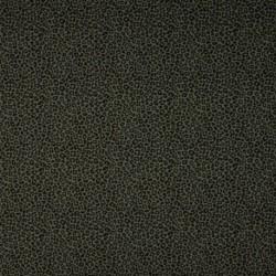Tissu Coton Jersey Leopard Kaki