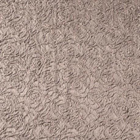 Tissu Fausse Fourrure Beige