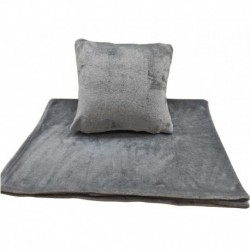 Collection microfibre Milano Gris