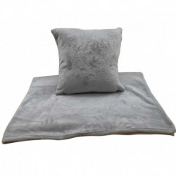 Collection microfibre Milano Gris Perle