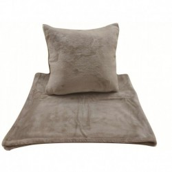 Collection microfibre Milano Taupe