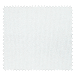 Tissu Velours Uni Tornado Blanc