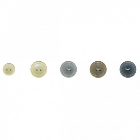 Bouton granit 2 trous