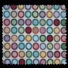 Rideau A Oeillets Quadretti - 3 Coloris