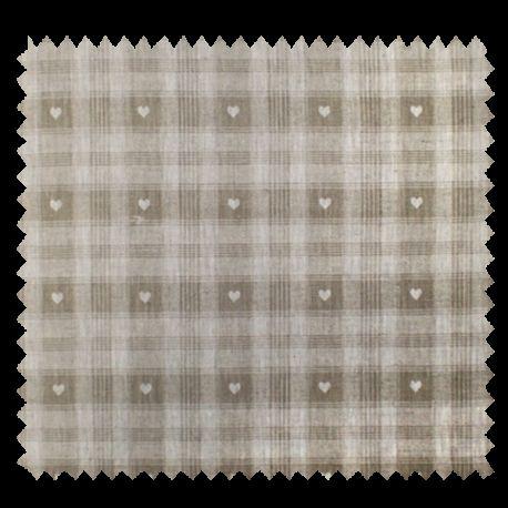 Tissu Cervinprint Lin Lin
