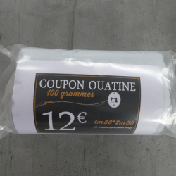 Coupon de Ouate 1m50x2m50
