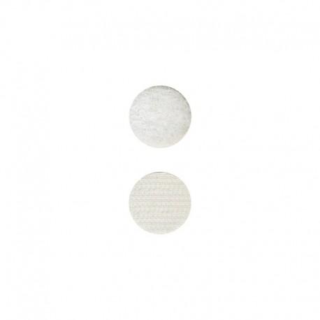 Pastilles adhésives D19mm - 200 pièces