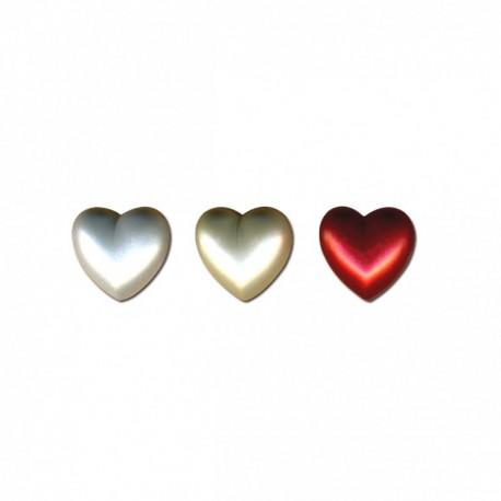 Bouton à queue coeur