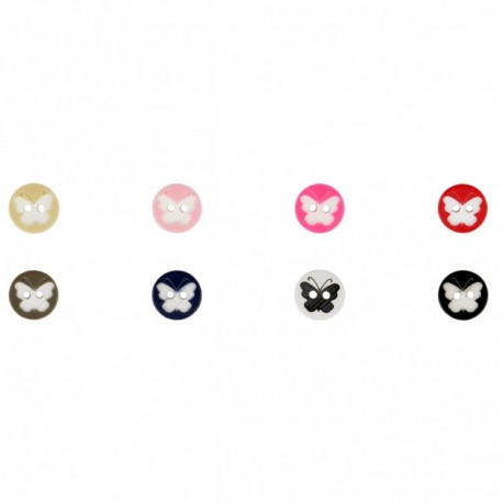 Boutons papillon