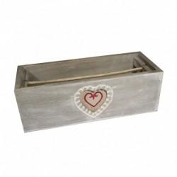 Boîte à rubans Romance