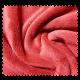 Tissu Microfibre Panda Uni Rouge