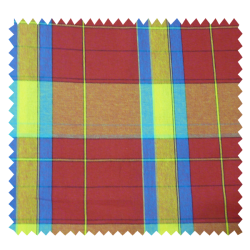 Tissu Madras