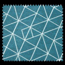 Tissu Jacquard Origami Canard