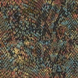 Tissu Kruger 3 Digital Brun
