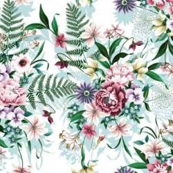 Tissu Buckingham 1 Digital Multico