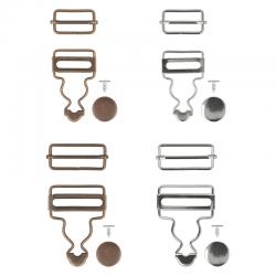 Boucles Salopettes - Disponibles en 2 tailles et 2 coloris