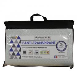 Oreiller Anti-transpirant Visco Elastique