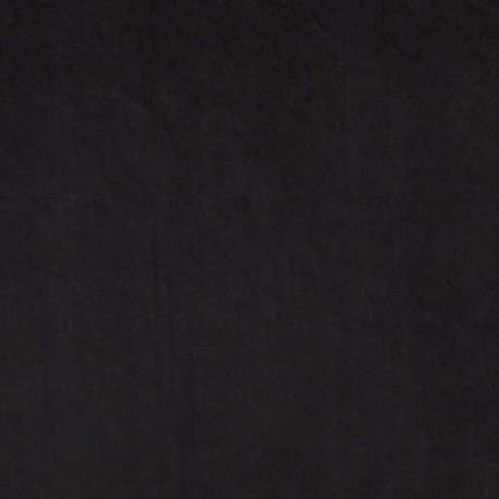 Tissu Murano Velours Charbon