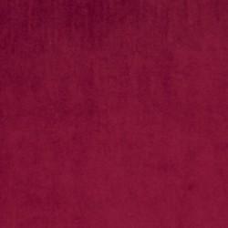 Tissu Murano Velours Rouge