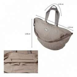 Sac couture oval Alice