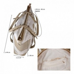 Sac couture rectangle Alice