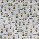 Tissu Popeline Les Minions