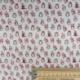 Tissu Coton Imprimé Digital Ski pingouin