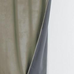 Tissu Velveta Lin Isolant Thermique