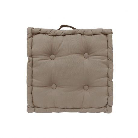 Coussin Tapissier Neo Taupe