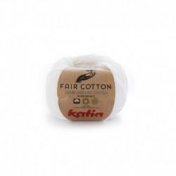 Pelote de laine Katia Fair Cotton - 12 coloris