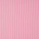 Tissu Rayé Rose