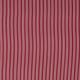 Tissu Rayé Bordeaux